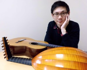 プロフィール画像 リュート クラシックギター ウクレレ 池袋 蕨川口 東京 教室 埼玉
