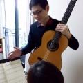 レッスン風景3 リュート ギター ウクレレ 池袋 蕨川口 東京 埼玉