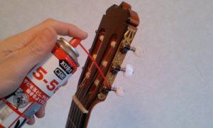 糸巻き・手入れ 教室 リュート クラシックギター ウクレレ 池袋 蕨川口 東京 教室 埼玉