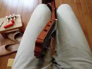 糸巻調整 音楽教室 リュート クラシックギター ウクレレ 池袋 蕨 川口 東京 埼玉