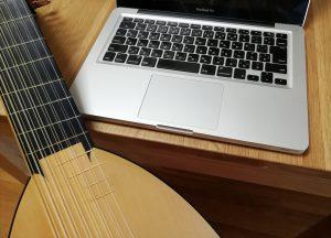 オンライン 通奏低音、リュートソング、アンサンブル、古楽、音楽教室 リュート クラシックギター ウクレレ 池袋 蕨 川口 東京 埼玉 レッスン こども